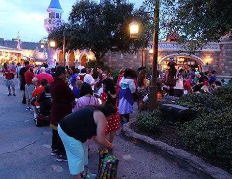 Mickey's Not So Scary Halloween Party at Walt Disney World's Magic Kingdom 2015 (48)