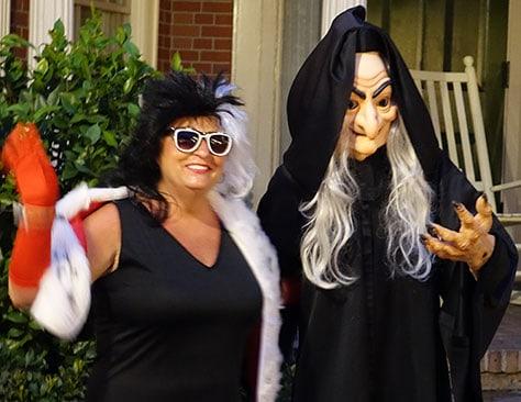 Mickey's Not So Scary Halloween Party at Walt Disney World's Magic Kingdom 2015 (50)