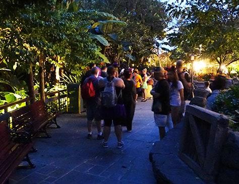 Mickey's Not So Scary Halloween Party at Walt Disney World's Magic Kingdom 2015 (51)