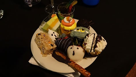 mickeys not so scary halloween party at walt disney worlds magic kingdom 2015 - Scary Halloween Dessert