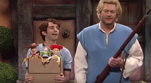 Saturday Night Live John Smith skit