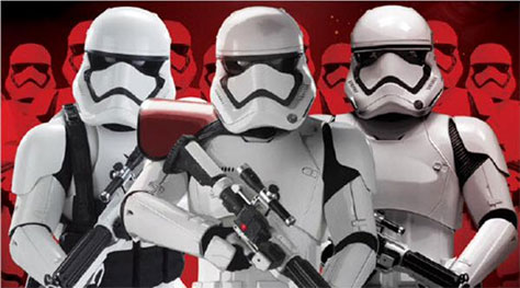 Where to find Star Wars The Force Awakens merchandise in Disney World and Disneyland