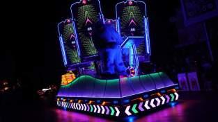 Paint the Night Parade at Disneyland Resort (2)