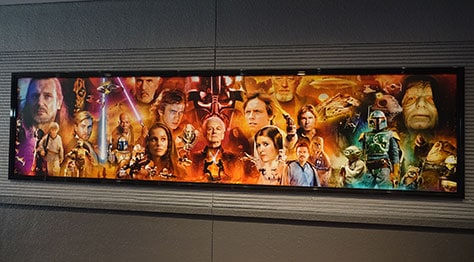 Star Wars Launch Bay outer queue at Disney's Hollywood Studios (3)