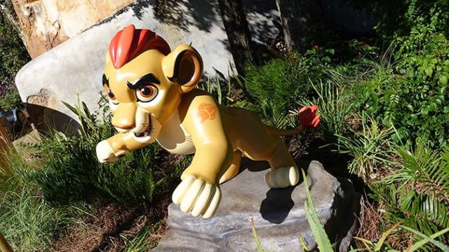 How to experience the Lion Guard Adventure at Disney's Animal Kingdom