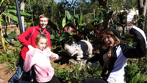 Lion Guard Adventure at Disney's Animal Kingdom (10)