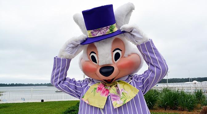 Easter Bunny coming soon to Magic Kingdom