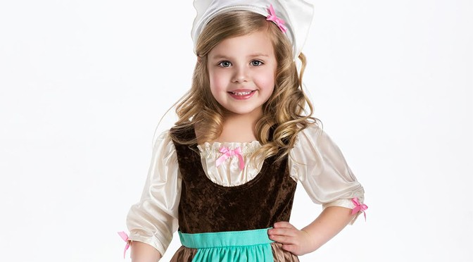 Win a free Mom Approved Costume dress