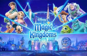 Disney releases Magic Kingdoms mobile game