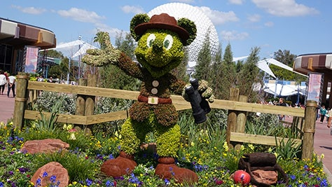 Epcot Flower and Garden Festival topiaries 2016 (15)