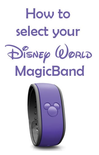 How to customize your MagicBand on My Disney Experience website up