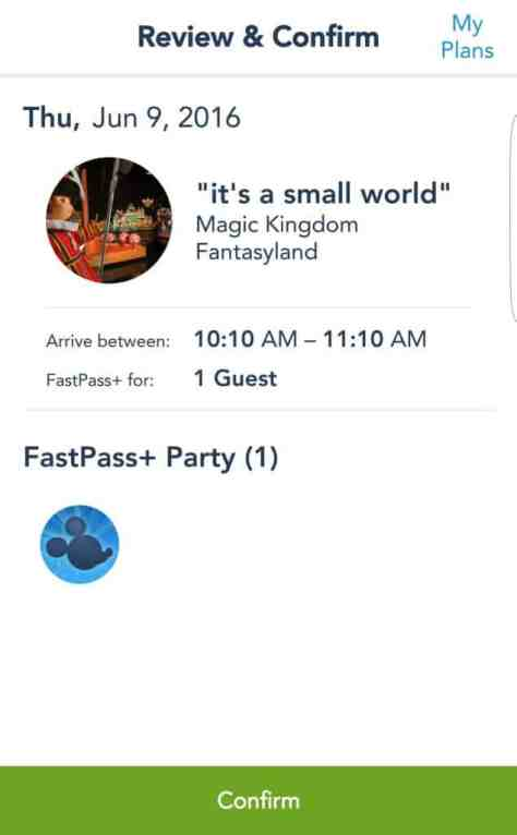 Changes to Disney World Fastpass+ System (9)