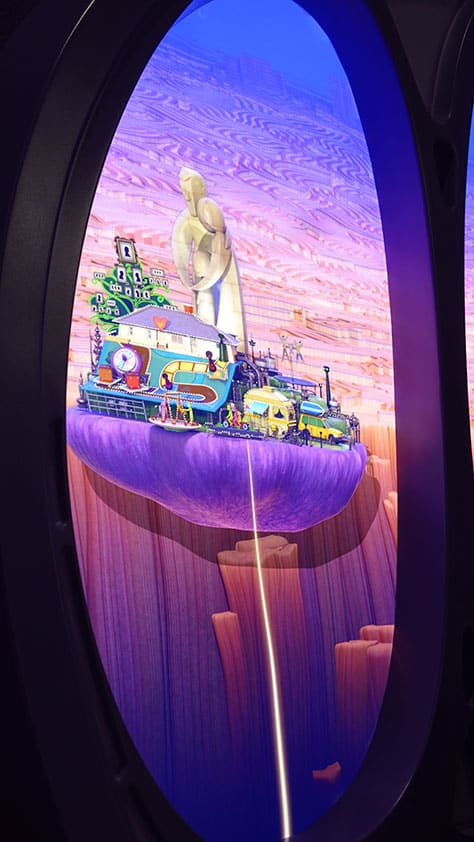 How to meet Joy and Sadness from Inside Out at Epcot in Disney World (31)