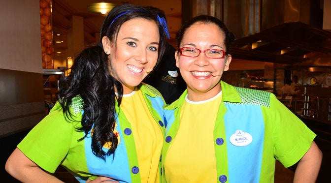 Disney Jr Play and Dine at Hollywood and Vine will no longer live singers