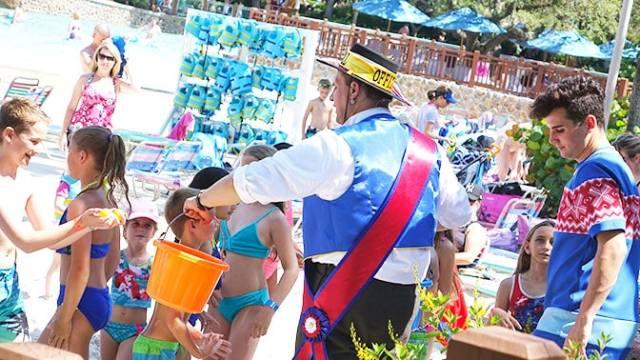 Frozen Summer Games at Blizzard Beach in Walt Disney World (34)