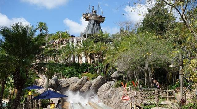 Typhoon Lagoon to add a new water slide