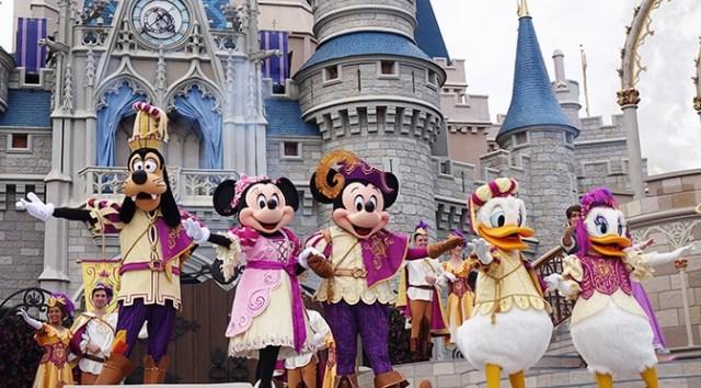 Mickey's Royal Friendship Faire at the Magic Kingdom in Walt Disney World (1)