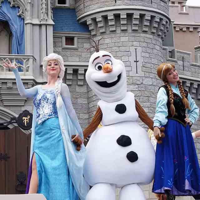 Mickey's Royal Friendship Faire at the Magic Kingdom in Walt Disney World (2)