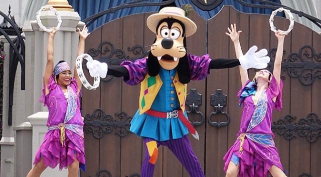Mickey's Royal Friendship Faire at the Magic Kingdom in Walt Disney World (48)