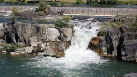 Yellowstone Trip Day 1 Idaho Falls