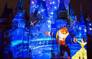 Once Upon a Time projection show replaces Celebrate the Magic