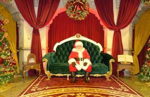 How to meet Santa Claus at Disney's Hollywood Studios