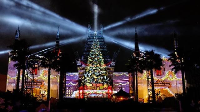 Jingle Bell Jinge BAM Christmas show at Hollywood Studios