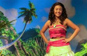 Moana now meeting at Disney's Hollywood Studios