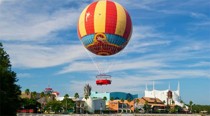 Characters in Flight balloon to close for refurbishment
