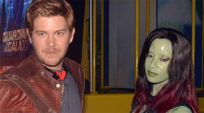 Guardians of the Galaxy meet and greet could be coming to Disneyland