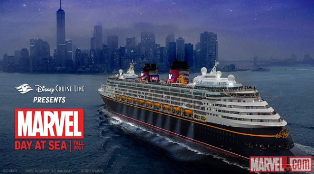 Guardians of the Galaxy and more to join Marvel Day at Sea on Disney Cruise Line