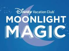 Epcot DVC Moonlight Magic Event Details