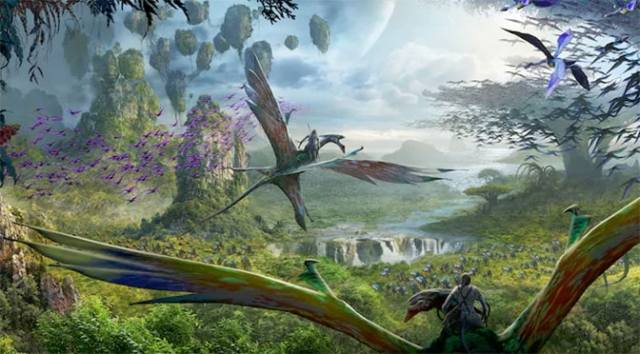 Details released for Pandora including rides, height limits, Fastpass+ and dining