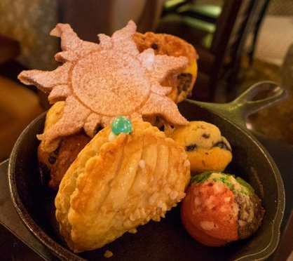 Bon Voyage Adventure Breakfast at Trattoria al Forno on Disney World Boardwalk (13)