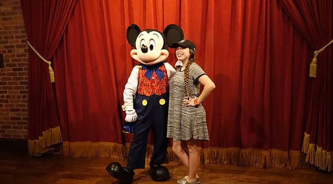 Will Talking Mickey Mouse in the Magic Kingdom be losing his voice?
