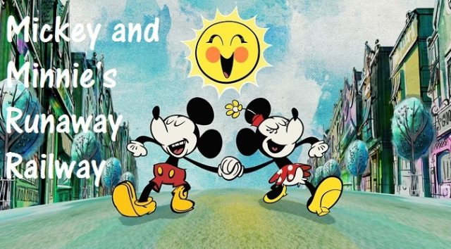 Mickey and Minnie's Runaway Railway Coming to Hollywood Studios