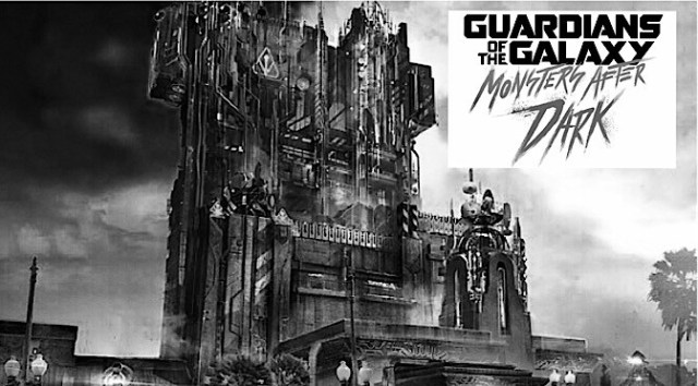 Disneyland to Debut Guardians of the Galaxy - Monsters After Dark