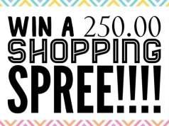 Win $250 Lularoe shopping spree