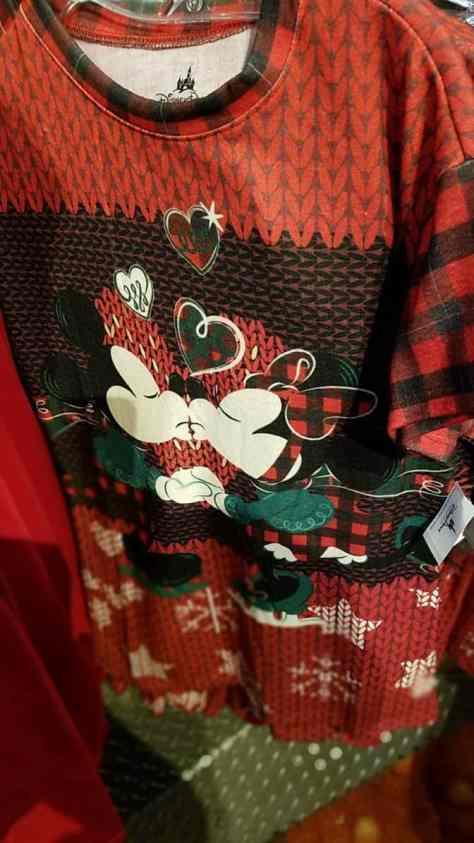 Walt Disney World Christmas Merchandise