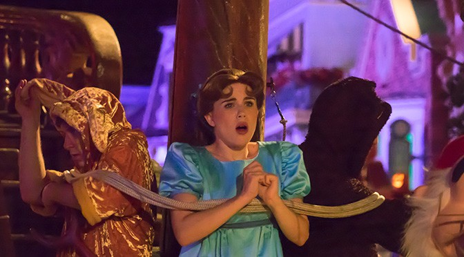 A first timer's review of Mickey's Not So Scary Halloween Party with young children!