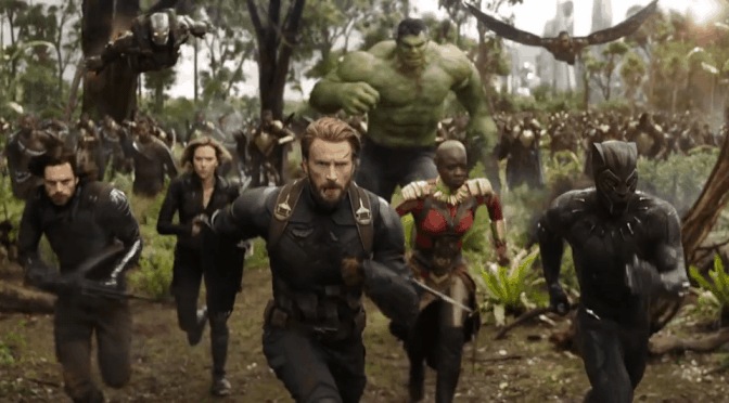 Avengers: Infinity War Trailer – What You May Have Missed