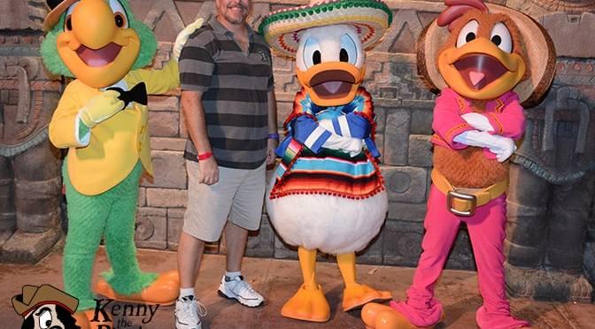 Disney Vacation Club Epcot Moonlight Magic 2017