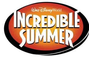 Walt Disney World presents Incredible Summer for Summer 2018