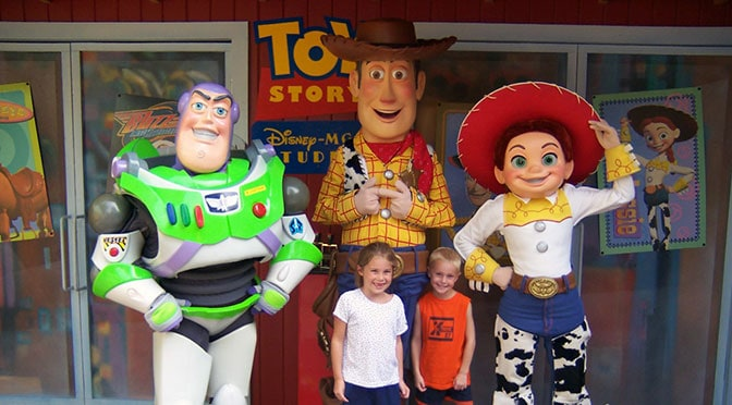 """Toy Story Characters will """"play with guests"""" in new Toy Story Land"""