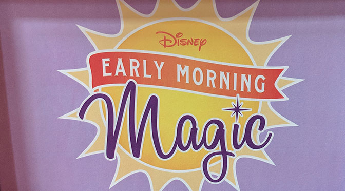 Early Morning Magic dates added