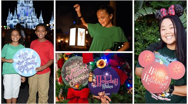 Mickey's Very Merry Christmas Party Magic Shots released