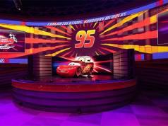 Lightning McQueen's Racing Academy reveals new details