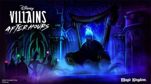 Disney Villians After Hours coming to the Magic Kingdom Summer 2019