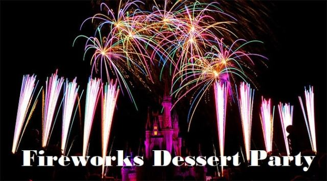 Breaking News: Disney Increases Prices for Magic Kingdom's Fireworks Dessert Parties