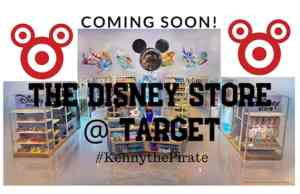 Disney Stores at Target - TOP SECRET INFO!